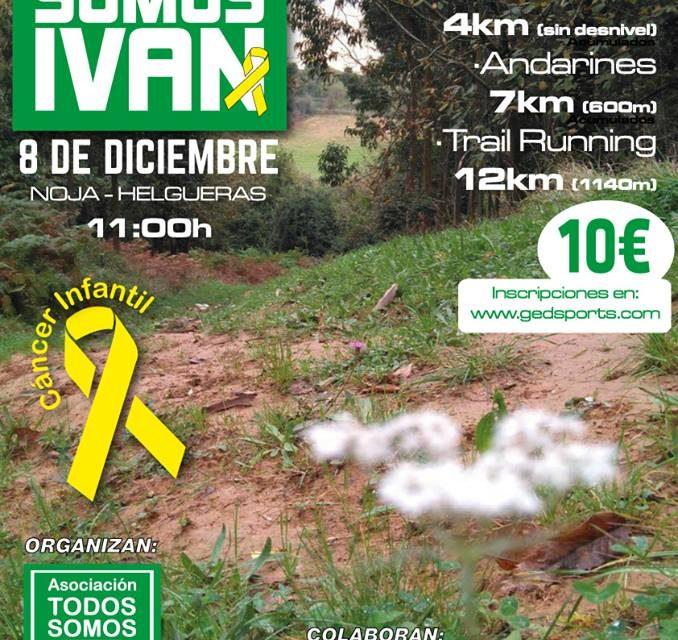 Marcha Trail Todos Somos Iván