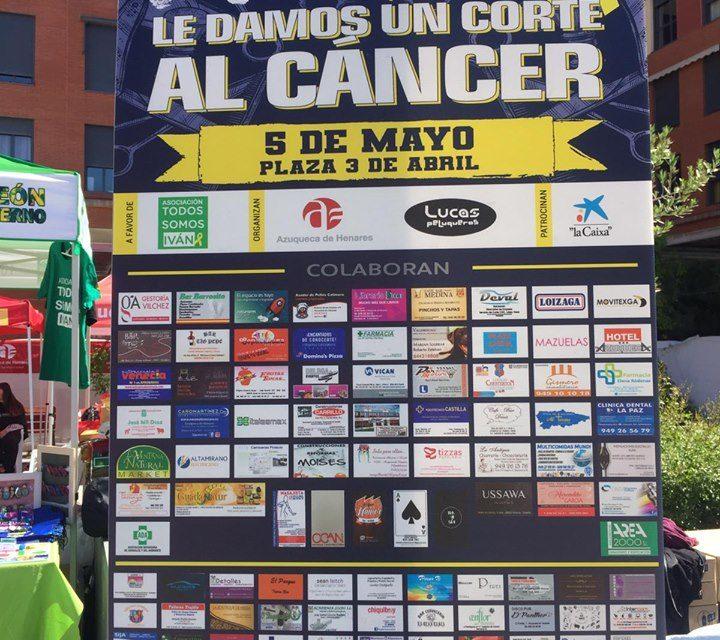 Evento solidario Azuqueca de Henares.