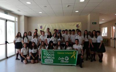 Acción solidaria del Colegio Chesterton de Meco